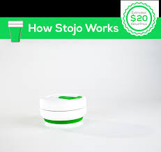 stojo biggie collapsible leak proof coffee cup indiegogo