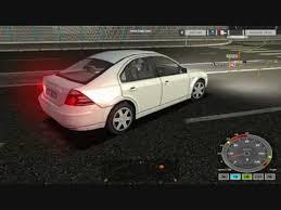 mod car game euro truck simulator 2 euro truck simulator ford mondeo car mod youtube