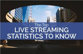 the 9 critical live streaming statistics marketers must know