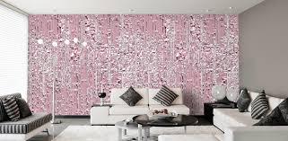 Wohnzimmer Tapezieren Tapetendesign Eleganz
