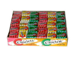 chiclets chewing gum buy mexican candy for sale online
