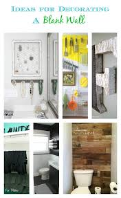 blank kitchen wall ideas 6 ideas for decorating a blank wall
