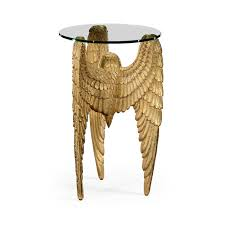 unique side table with glass top swanky interiors