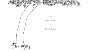 shel silverstein the giving tree excerpt