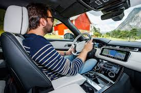 range rover velar inside range rover velar review a handsome slab of british luxury ars