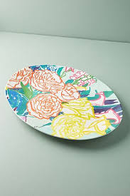 serving plate serveware serving platters dishes pitchers anthropologie