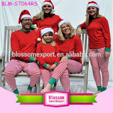 2017 sale stripes blanks matching family pajamas