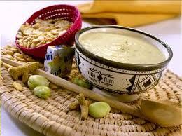 cuisiner des feves seches soupe de fèves séchées au fromage kiri les bonnes recettes kiri
