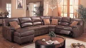 Best Sofa Recliners Home Design Charming Best Contemporary Leather Sectional Sofas