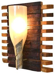 Country Sconces Elegance