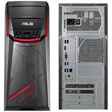 ordinateur de bureau sans unité centrale asus g11cd fr059t pc de bureau asus sur ldlc com