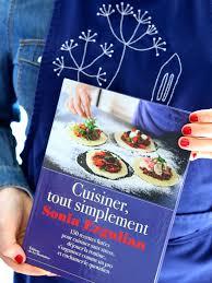 cuisiner simplement dans notre dernier livre ezgulian