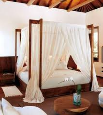 How To Hang Curtains Around Your Bed Best 25 Canopy Beds Ideas On Pinterest Canopies Bed Curtains