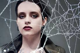 Lisbeth Salander From The With Foy Is The Lisbeth Salander Horizons