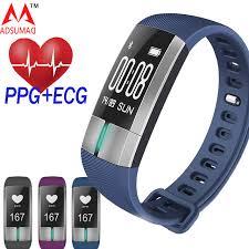 oled health bracelet images Smart wristband g20 ppg ecg oled touch screen bracelet fitness jpg