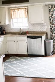 Farmhouse Kitchen Rug Kitchen Rug Category 25 The Best Stunning Yellow And White Spaces