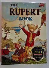 rupert rupert annuals ebay