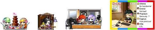 Maplestory Chairs Cash Shop Update 11 23 Maplestory