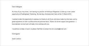 ideas collection thank you letter for job opportunity examples