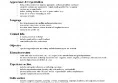 Easy Resume Sample by Download Basic Resume Samples Haadyaooverbayresort Com