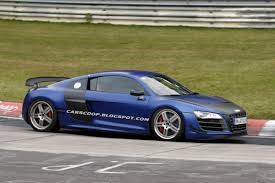 Audi R8 Matte Black - scoop what u0027s audi doing with this modified r8 gt on the nürburgring