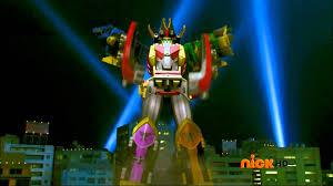 legendary megazord finisher power rangers super megaforce