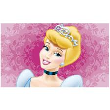 Tende Principesse Disney by Disney Tappeto A Forma Di Testa Rettangolare Tappeto Camera Da