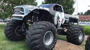 monster truck crashes video wake forest news abc11 com
