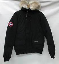 canada goose chilliwack bomber black mens p 14 canada goose flight bomber coats jackets for ebay