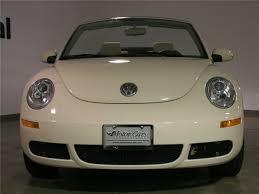2008 volkswagen beetle convertible se