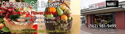 edible gift baskets christmas edible treats florist