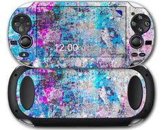amazon com playstation vita wi hall of mirrors decal style skin fits sony ps vita you can get