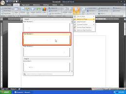 cara membuat nomor halaman yang berbeda di word 2013 cara membuat letak nomor halaman yang berbeda pada microsoft word
