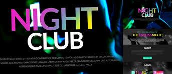 wp themes video background tm party animals nightclub wordpress theme download