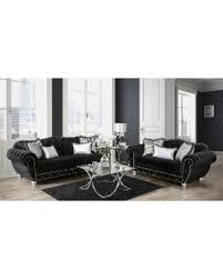 velvet sofa set summer special furniture of america renee formal 2 piece premium