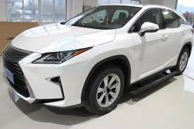 lexus rx 350 qatar for lexus rx rx350 rx450h f sport 2016 electric running board side