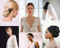 wedding hairstyles for 2017 ideas for wedding from andrew