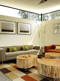 Coffee Tables Made From Trees Coffee Tables Made From Trees For Your Living Space Rustic Cabin