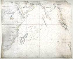 British India Map by The British Empire And The Middle East Maps