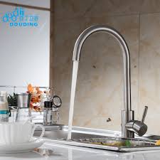 doodii 304 stainless steel no lead kitchen sink faucet sink tap