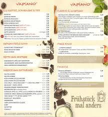 K He Preise Angebote Neu Vapiano Frühstück Foodszene De