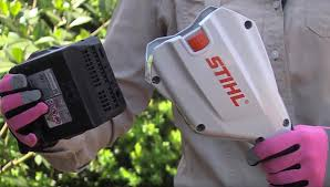 how to replace the fsa 56 trimmer head video stihl usa