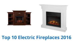 10 best electric fireplaces 2016 youtube