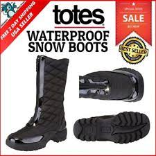 totes s winter boots size 11 totes medium width b m winter boots for ebay