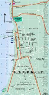 road map of st usvi st croix west indies us islands 1767 plantation