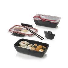 cuisine blum black blum bento box black homeware thehut com