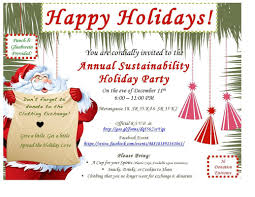 Get Together Party Invitation Card Christmas Party Sd Get Together Sustainers Graz Student