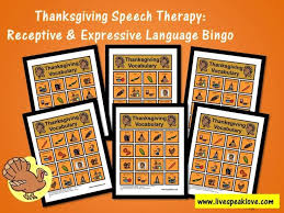 168 best thanksgiving images on articulation therapy