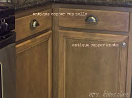 kitchen cabinets copper knobs for kitchen cabinets copper