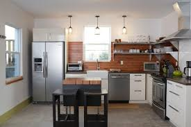 wood backsplash kitchen 30 trendiest kitchen backsplash materials hgtv